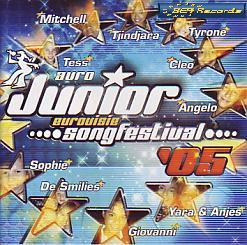 Various Artists - Junior Eurovision Netherlands (Junior Song Contest 2005 CD)