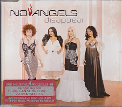 No Angels - Disappear (Germany 2008 CDSI)