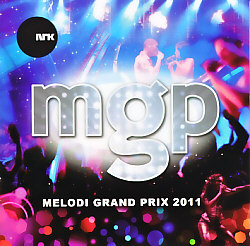 Various Artists - Melodi Grandprix Norway 2011 (Norway 2011 CD)