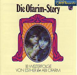 Esther Ofarim - Die Ofarim Story (Switzerland 1963 CD)