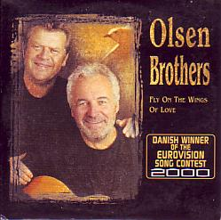 Olsen Brothers - Fly On The Wings Of Love (Denmark 2000 CDSI)