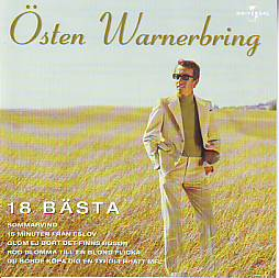 Osten Warnerbring - 18 Basta (Sweden 1967 CD)