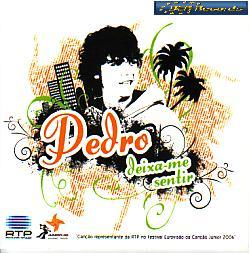 Pedro - Deixa Me Sentir (Junior Song Contest 2006 CDSI)