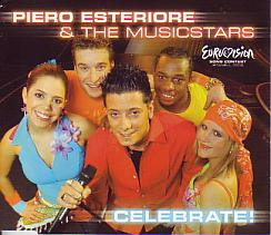 Piero Esteriore & Musicstars - Celebrate (Switzerland 2004 CDSI)