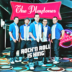 Playtones - Rock 'n' Roll Is King (Sweden 2011 CD)