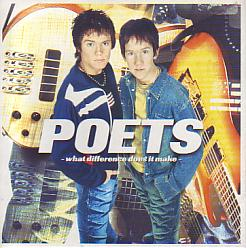 Poets - What Difference Does It (Sweden 2002 CDSI)