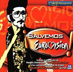 Various Artists - Salvemos Eurovision (Spain 2008 CD)