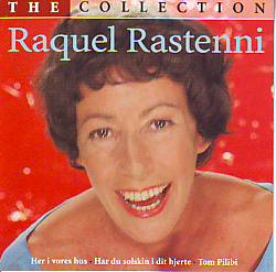 Raquel Rastenni - The Collection (Denmark 1958 CD)