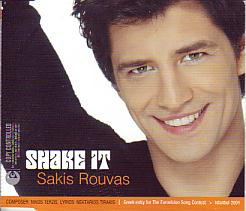 Sakis Rouvas - Shake It (Greece 2004 CDSI)