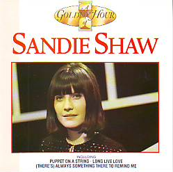 Sandie Shaw - A Golden Hour Of S.shaw (United Kingdom 1967 CD)
