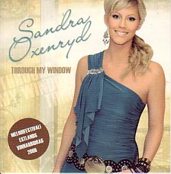 Sandra Oxenryd - Through My Window (Estonia 2006 CDSI)