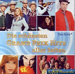Various Artists - Die Schonsten Grand Prix Hits Aller Zeiten (Various 2010 CD)