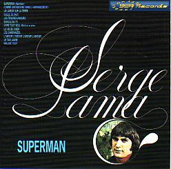 Serge Lama - Superman (France 1971 CD)