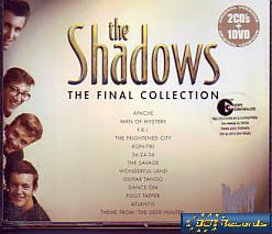Shadows - The Final Collection (United Kingdom 1975 CD)