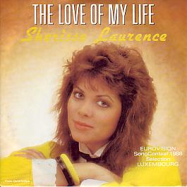 Sherisse Laurence - The Love Of My Life (Luxembourg 1986 SI)