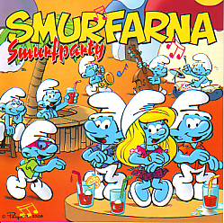 Smurfarna - Smurfparty (Cover versions 2008 CD)