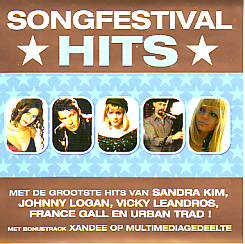 Various Artists - Songfestival Hits (Various 2004 CD)