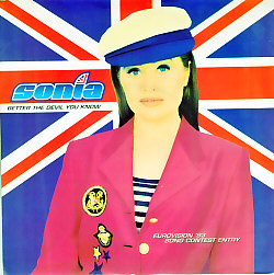 Sonia - Better The Devil You Know (United Kingdom 1993 SI)