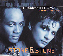Stone & Stone - Verliebt In Dich (Germany 1995 CDSI)