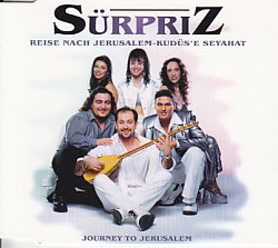 Surpriz - Reise Nach Jerusalem (Germany 1999 CDSI)