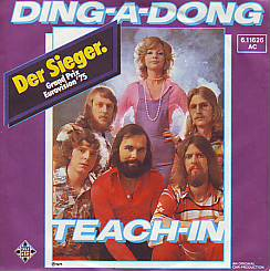 Teach In - Ding A Dong (Netherlands 1975 SI)