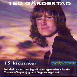 Ted Gardestad - 15 Klassiker (Sweden 1979 CD)