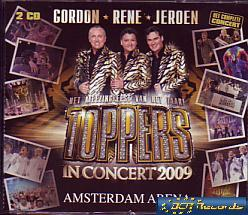 Toppers - Toppers In Concert 2009 (Netherlands 2009 CD)