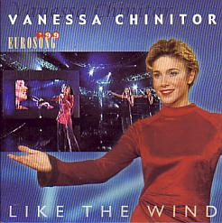 Vanessa Chinitor - Like The Wind (Belgium 1999 CDSI)