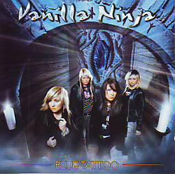 Vanilla Ninja - Blue Tattoo (Switzerland 2005 CD)