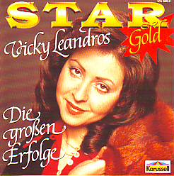 Vicky Leandros - Die Grossen Erfolge (Luxembourg 1972 CD)