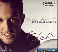 Vukasin Brajic - Lightning And Thunder (Bosnia-Herzegovina 2010 CDSI)