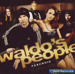 Waldo's People - Paranoid (Finland 2009 CD)
