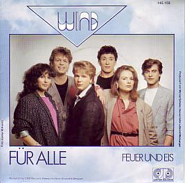 Wind - Fur Alle (Germany 1985 SI)