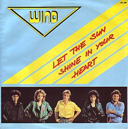 Wind - Let The Sun Shine In (Germany 1987 SI)