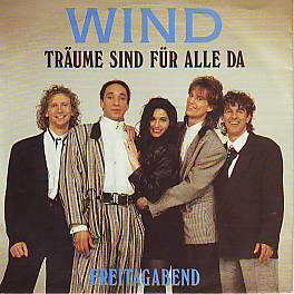 Wind - Traume Sind Fur Alle Da (Germany 1992 SI)