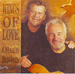 Olsen Brothers - Wings Of Love (Denmark 2000 CD)
