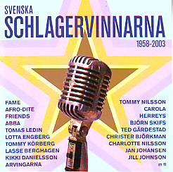 Various Artists - Svenska Schlagervinnarn (Sweden 2003 CD2)