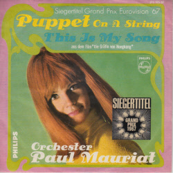 Paul Mariat - Puppet on a string