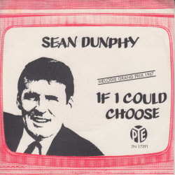 Sean Dunphy - If I Could Choose DK