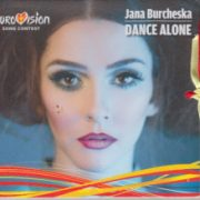Jana Burcheska - Dance Alone