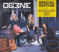 CD U2013 Netherlands 2017, Og3ne U2013 We Got This (Special Edition) U2013 Lights And  Shadows U2013 Bea Records, The Eurovision Record Shop Good Looking