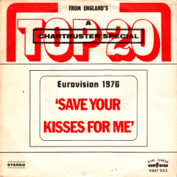 Chartbusters - Save Your Kisses