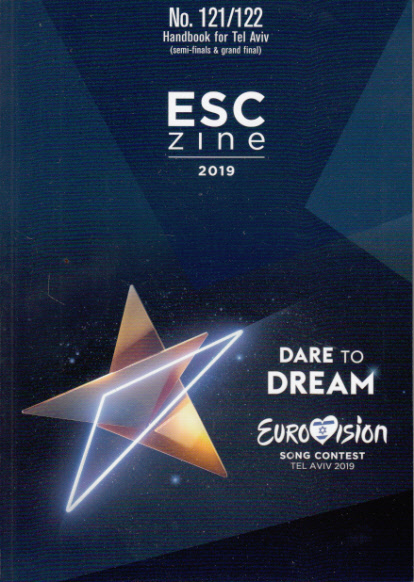 ESC Book 2019 Dare To Dream